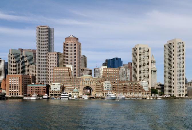 boston downtown apartments rentals