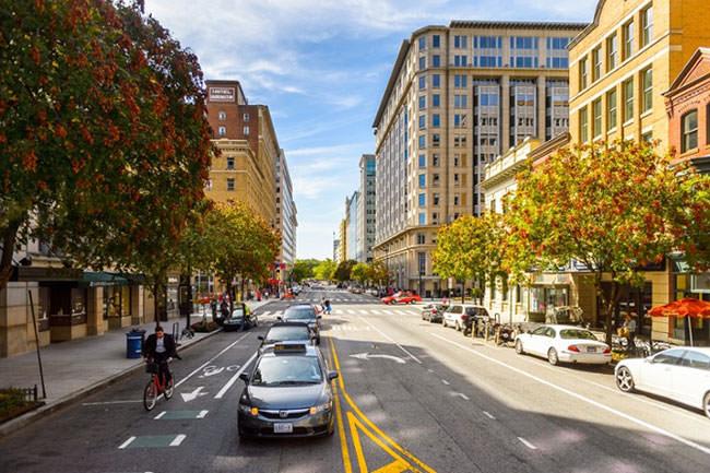 washington d.c. apartment downtown home rental