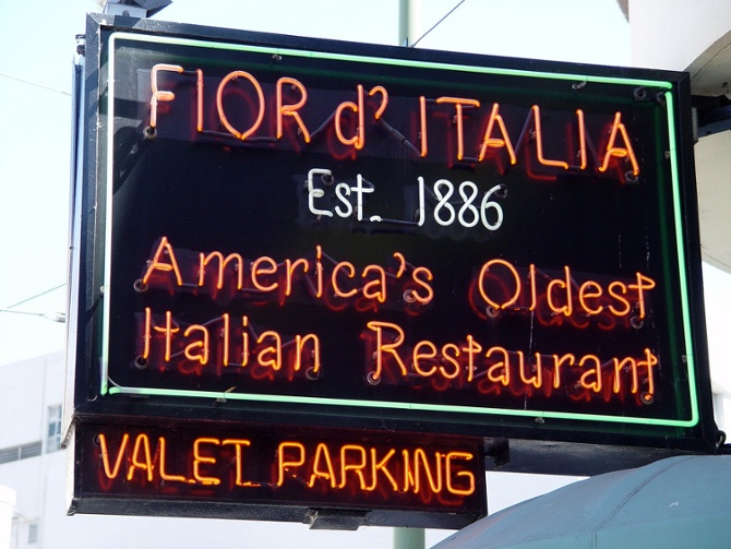 fior d italia san francisco bay area restaurant