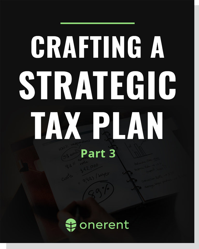 Crafting A Strategic Tax Plan