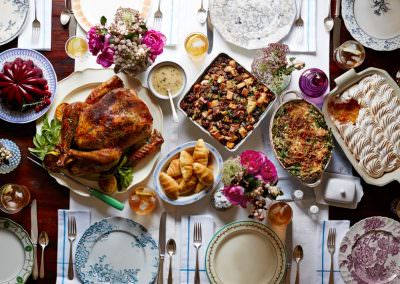 5 Stress-Free Thanksgiving Dinner Party Tips