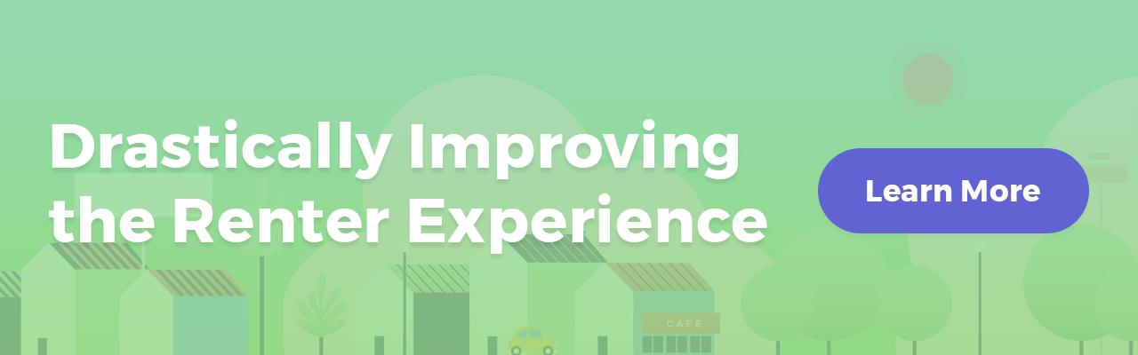 improve renter experience