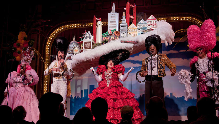 beach blanket babylon tickets