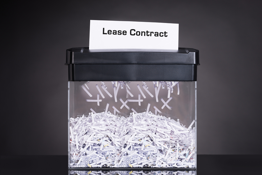 how to change a lease agreements