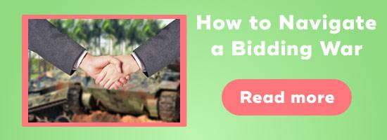 how to navigate bidding war