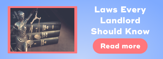 laws every landlord should know
