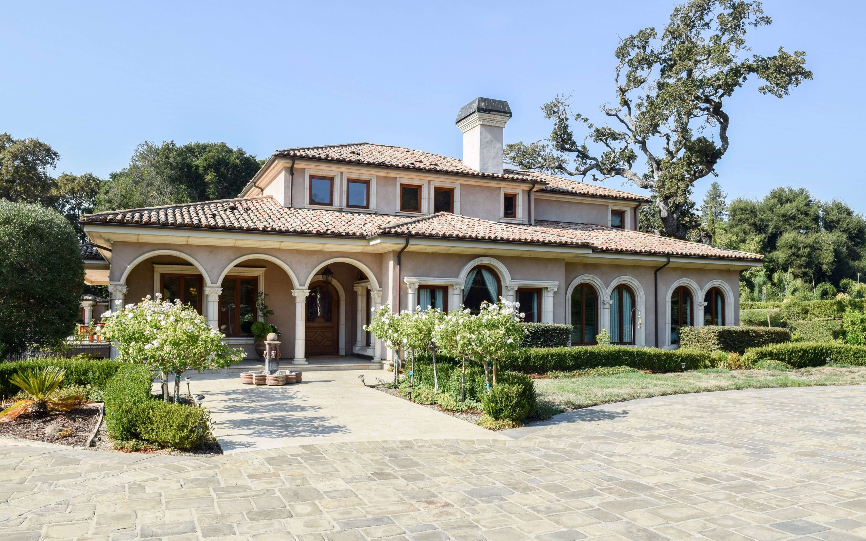 5 James Ave. Multi-Million Dollar Luxury Estate For Rent in Atherton, CA (8 Bed, 7 Bath)