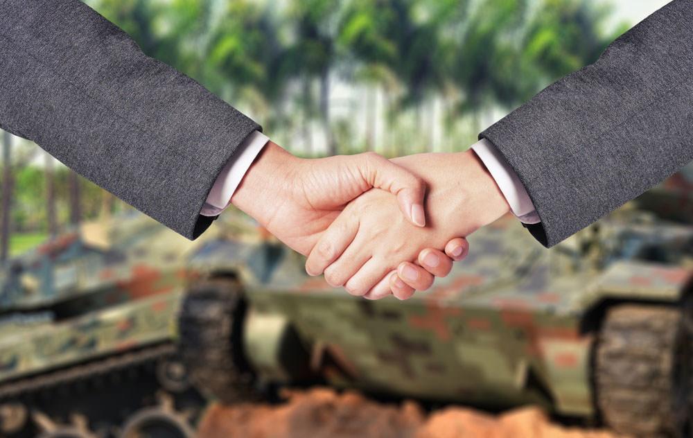 navigating bidding war