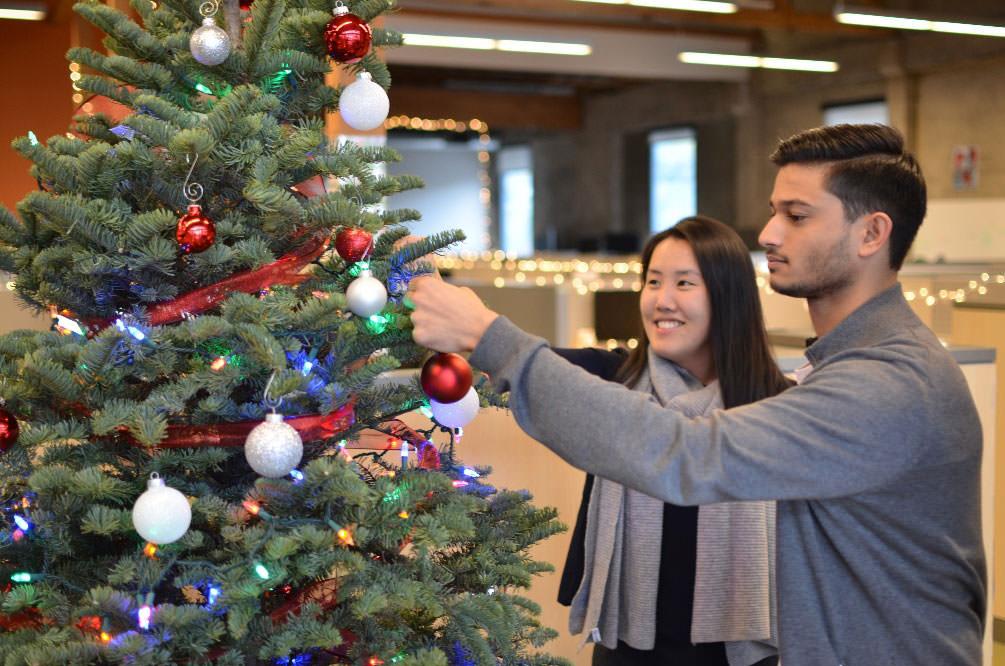 onerent christmas tree