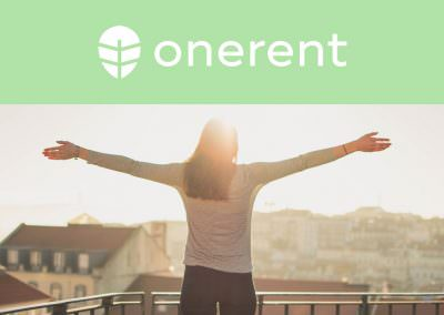 Live Easy with Onerent – Our New Identity