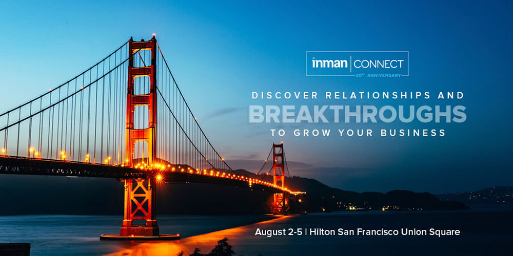 onerent speaking at inman tech connect