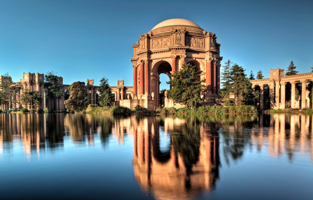 photo of palace of fine arts san francisco