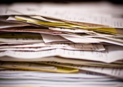 The Fair Housing Risks of Using Paper Rental Applications