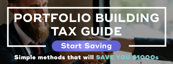 portfolio building tax guide