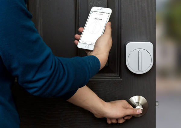 sesame smart lock real estate
