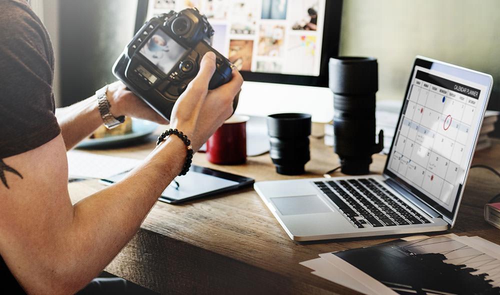 take professional real estate marketing photos