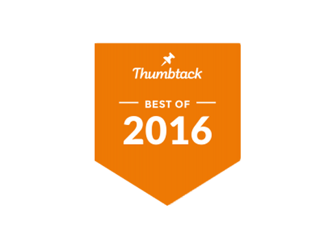thumstack best of 2016 award