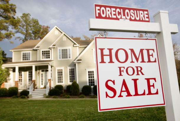 what to do if landlord is facing forclosure