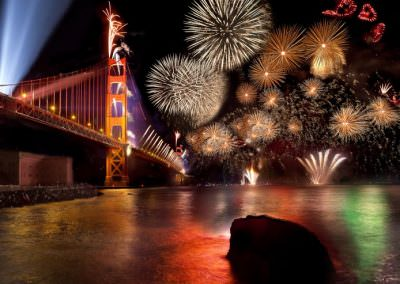 Where To Watch 4th of July Fireworks Shows in San Francisco Bay Area