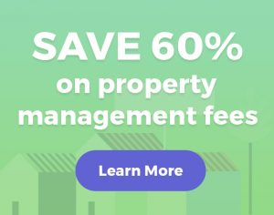 save 60 percent on property management fees