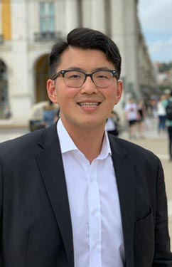 george yang director of business development
