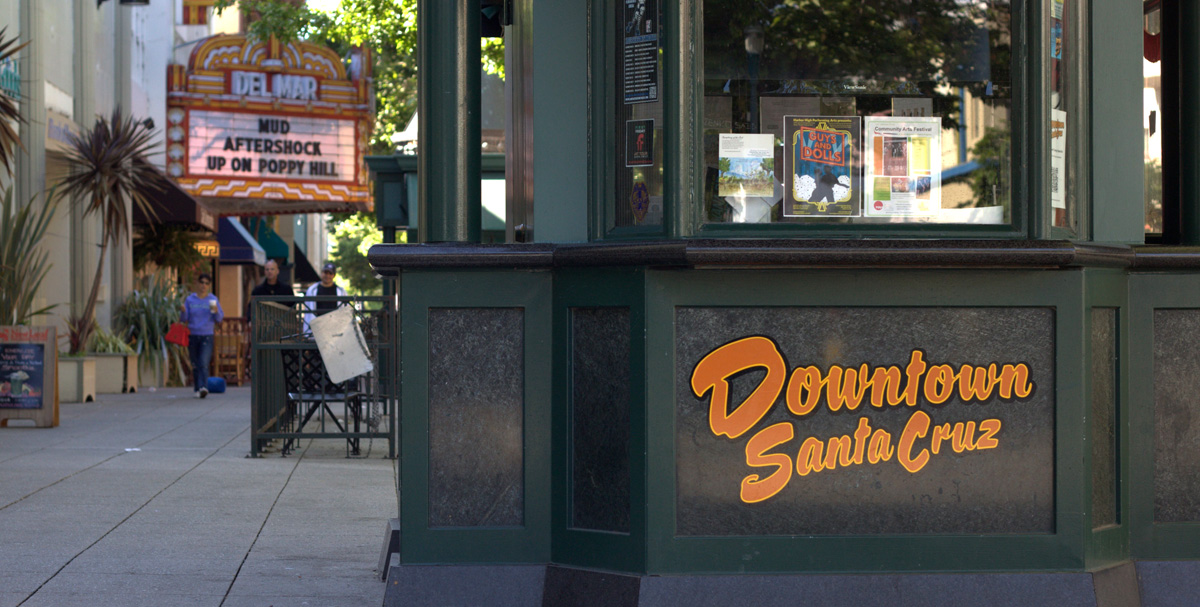 Santa Cruz Neighborhoods - Downtown