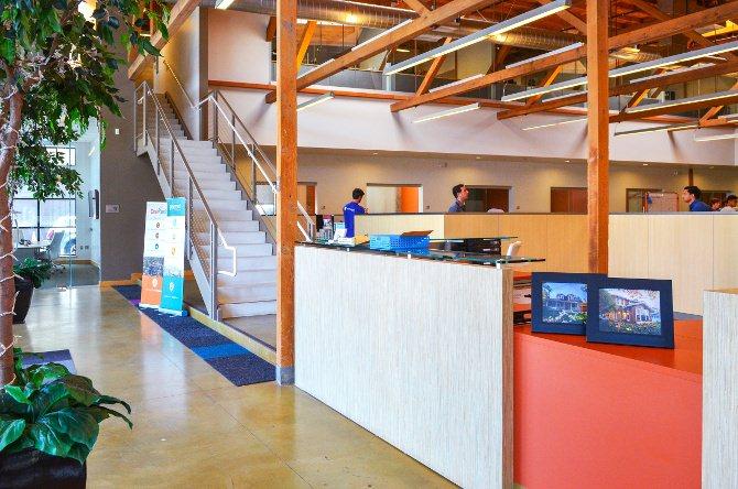 onerent office entrance