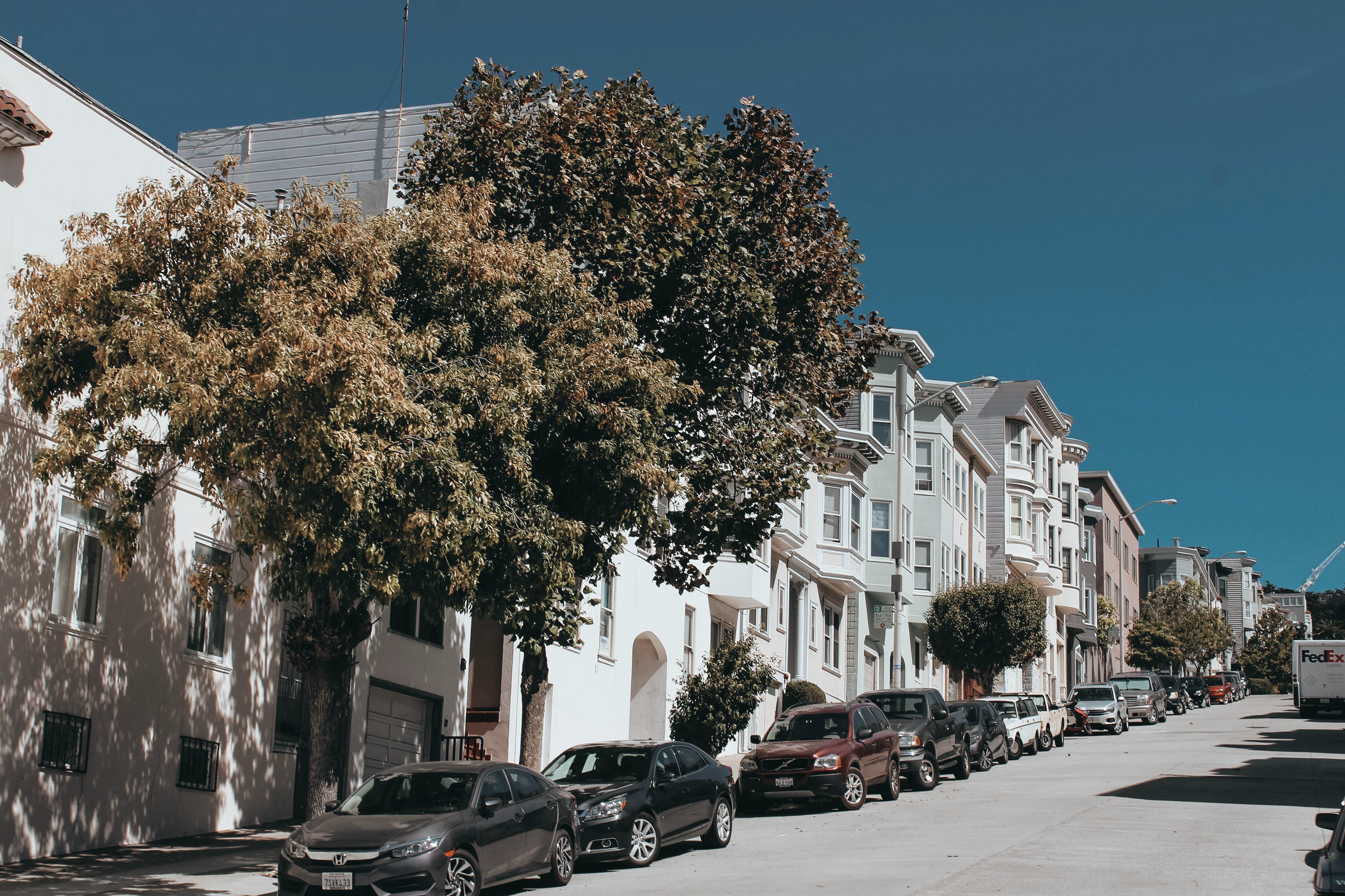 rental market in San Francisco