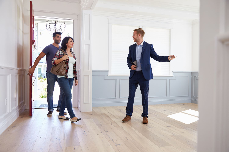 onerent property management services property walkthrough
