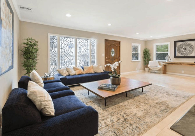 rental property dunfield ave los angeles