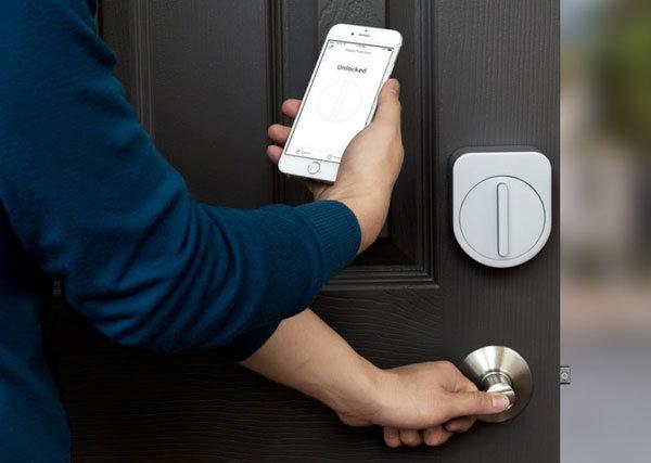 sesame smart lock rental security