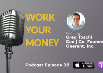 CEO and Co-Founder's Story of How They Built a Company In Their Garage (Onerent Podcast Interview)